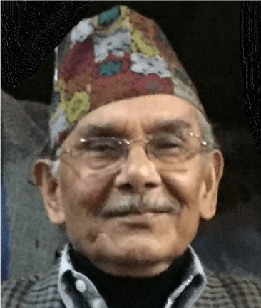 Dr. Tika Man Vaidya